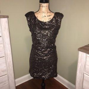 MinkPink Sequence Dress sz L